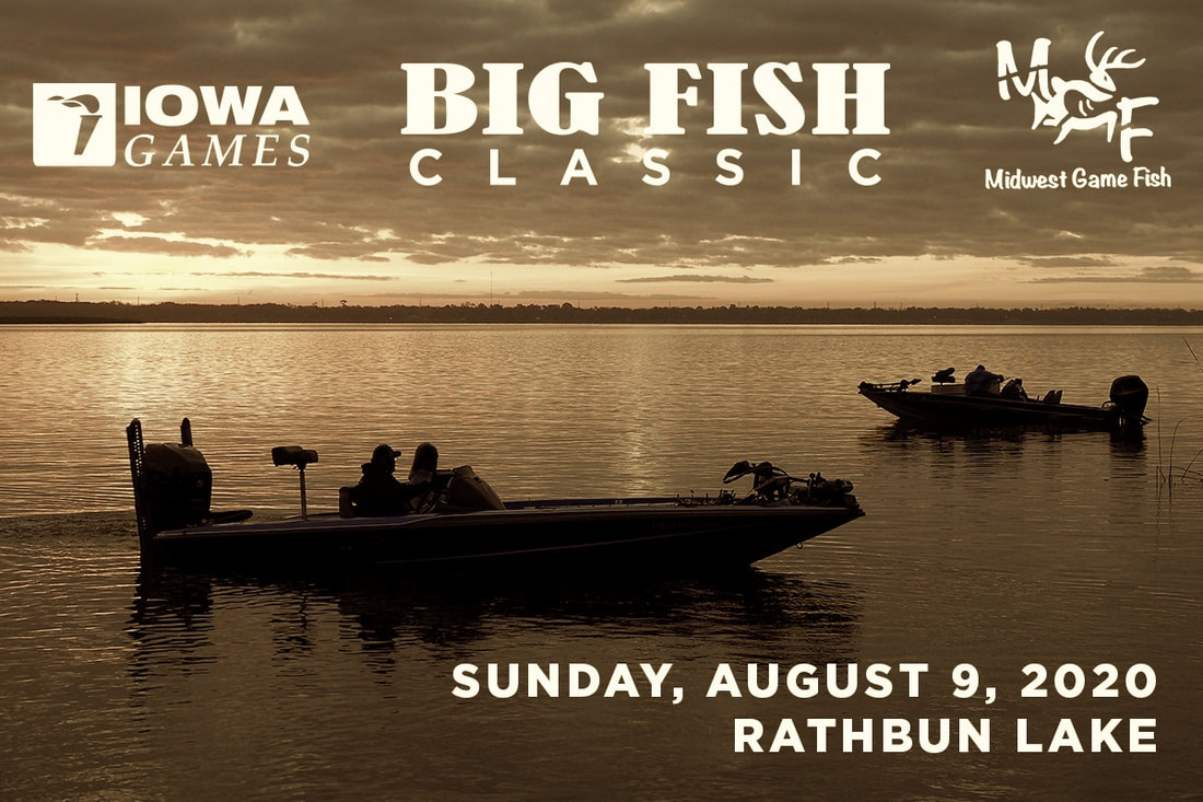 Iowa Games 2020.Iowa Games Midwest Game Fish